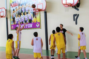 BASKETBOL TURNUVASI